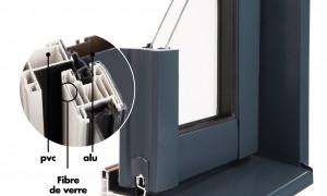 Menuiserie Fenêtre Mixte Choisir Pvc Alu Menuiserie Bouvet
