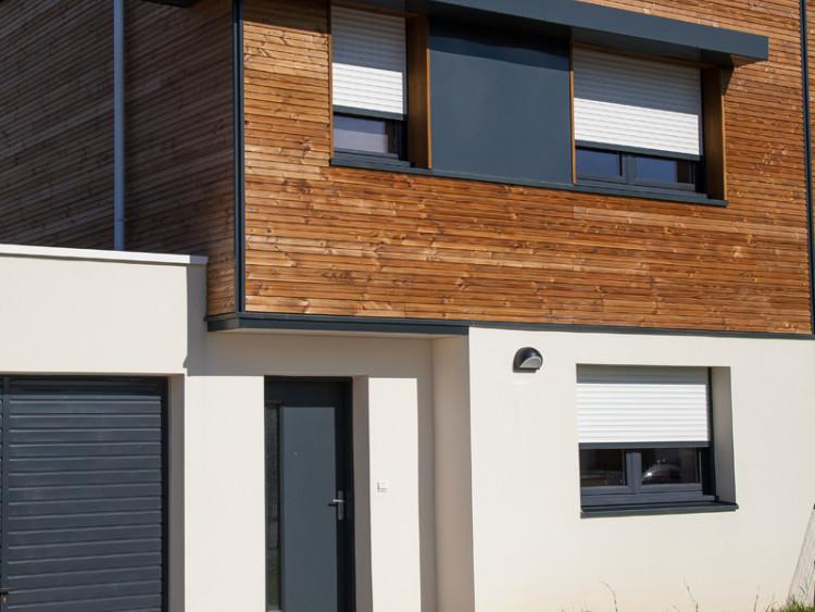 des fen tres pvc alliant couleur et haute performance fen tre innovante des menuiseries bouvet. Black Bedroom Furniture Sets. Home Design Ideas