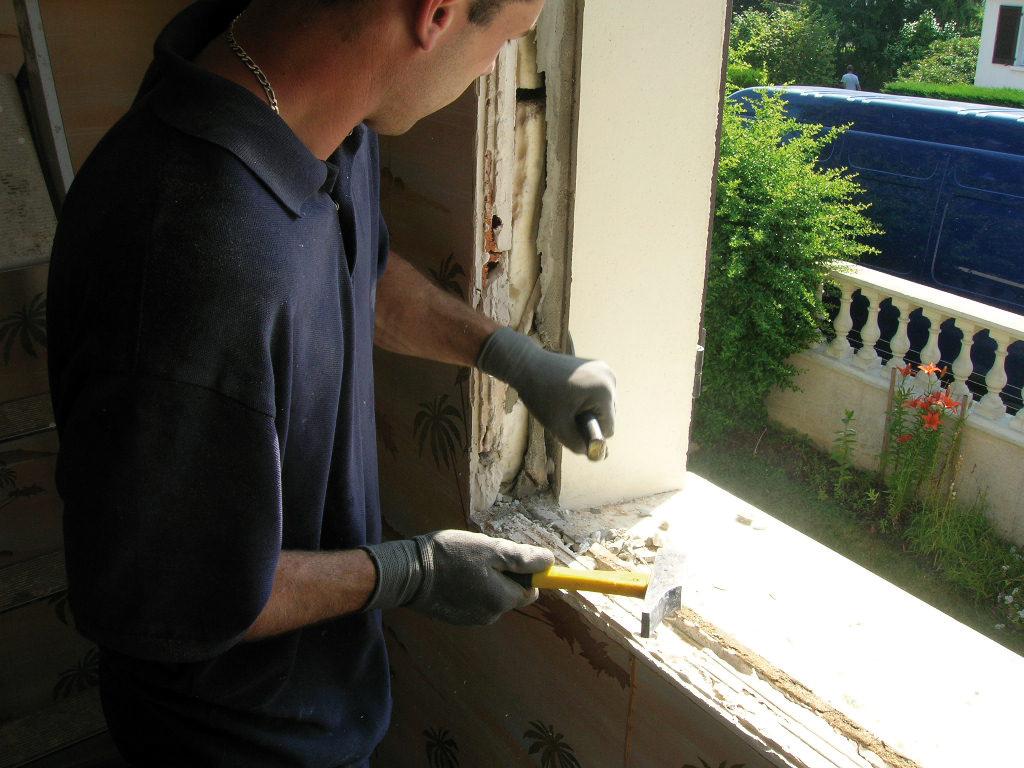 Concept depose totale fabricant fen tre innovante for Poser une fenetre en renovation